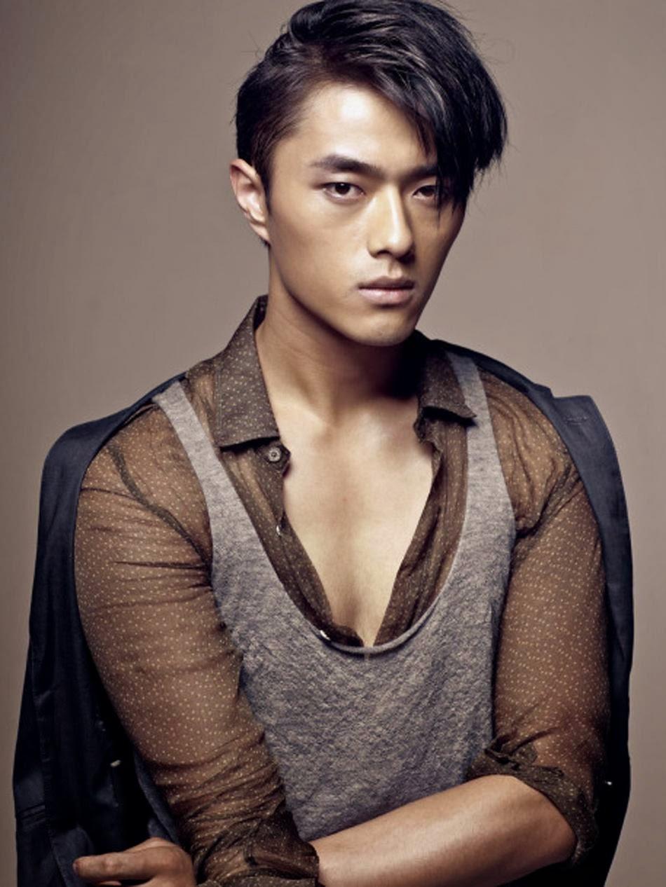 Китайские модели мужчины фото