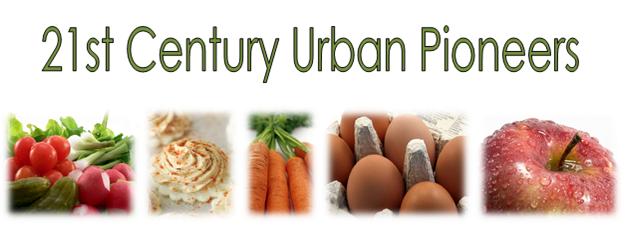 21st Century Urban Pioneers