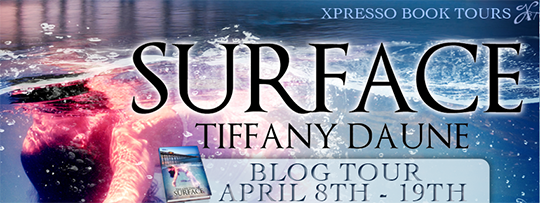 REVIEW and GIVEAWAY: Surface by Tiffany Daune