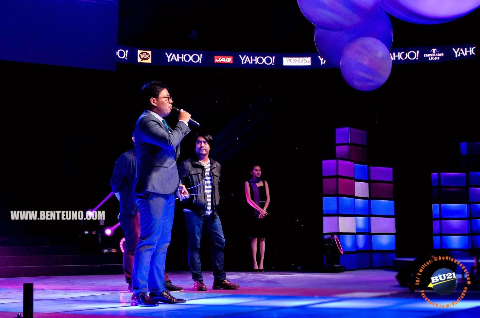 Yolanda Moon is Emerging Band of the Year at Yahoo Celebrity Awards 2014