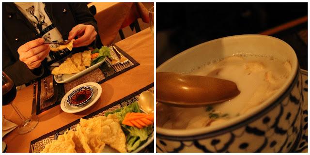 Uit eten Thais landvanmelkenhoning.blogspot.nl Overvloed