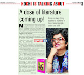 Songbird in Times of India
