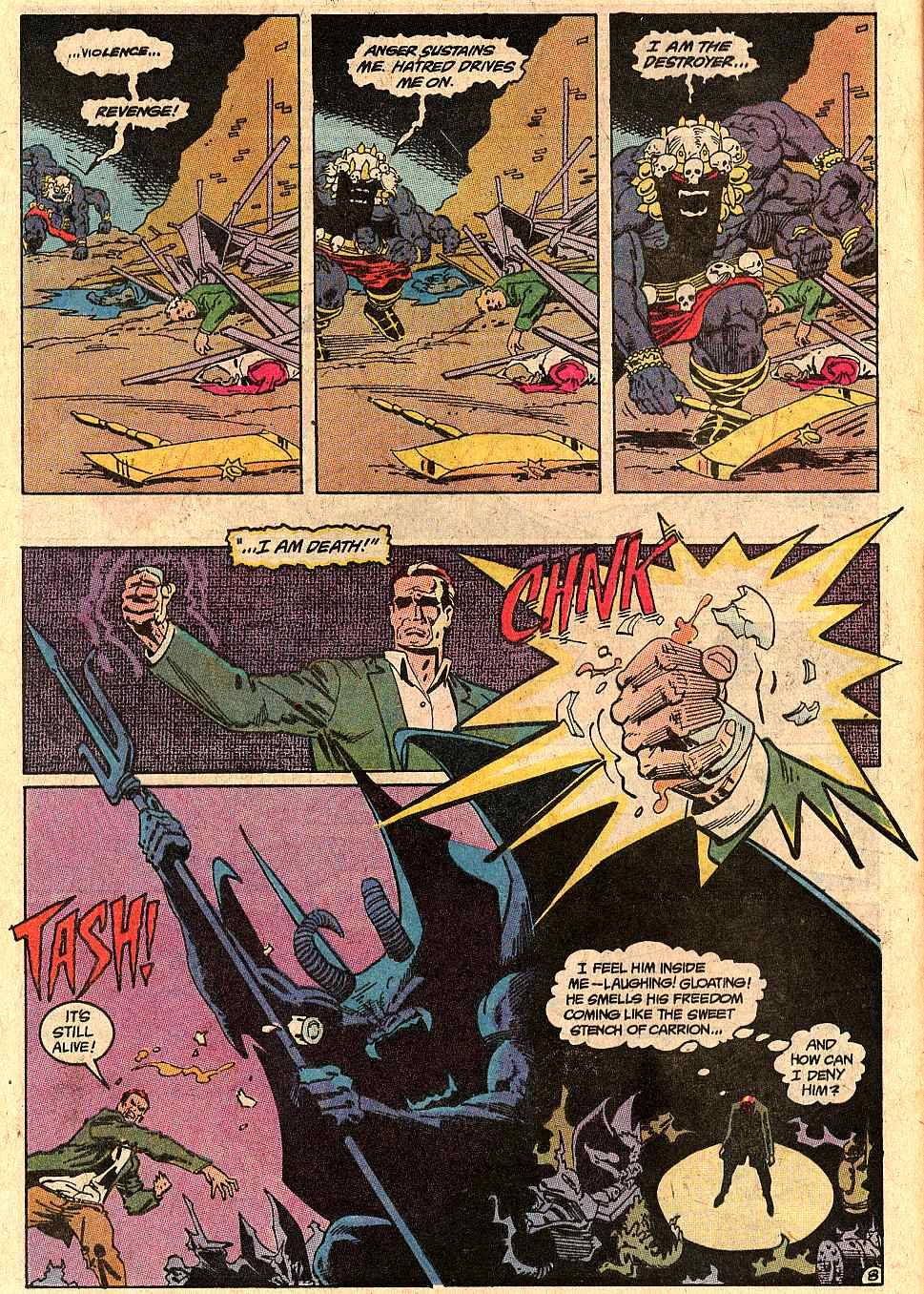 Detective Comics (1937) Issue #603 Page 9