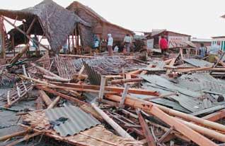 Gempa Asia Selatan Tewaskan 180 Jiwa