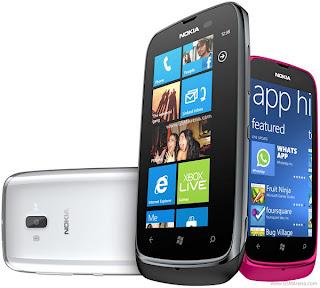 harga spesifikasi lengkap nokia lumia 610 2012 murah wp mango