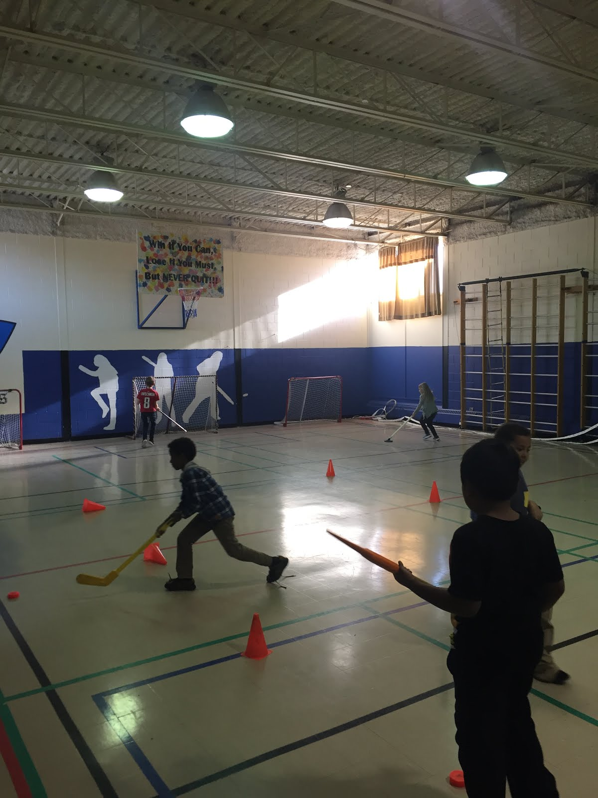 Ringette / Floor Hockey