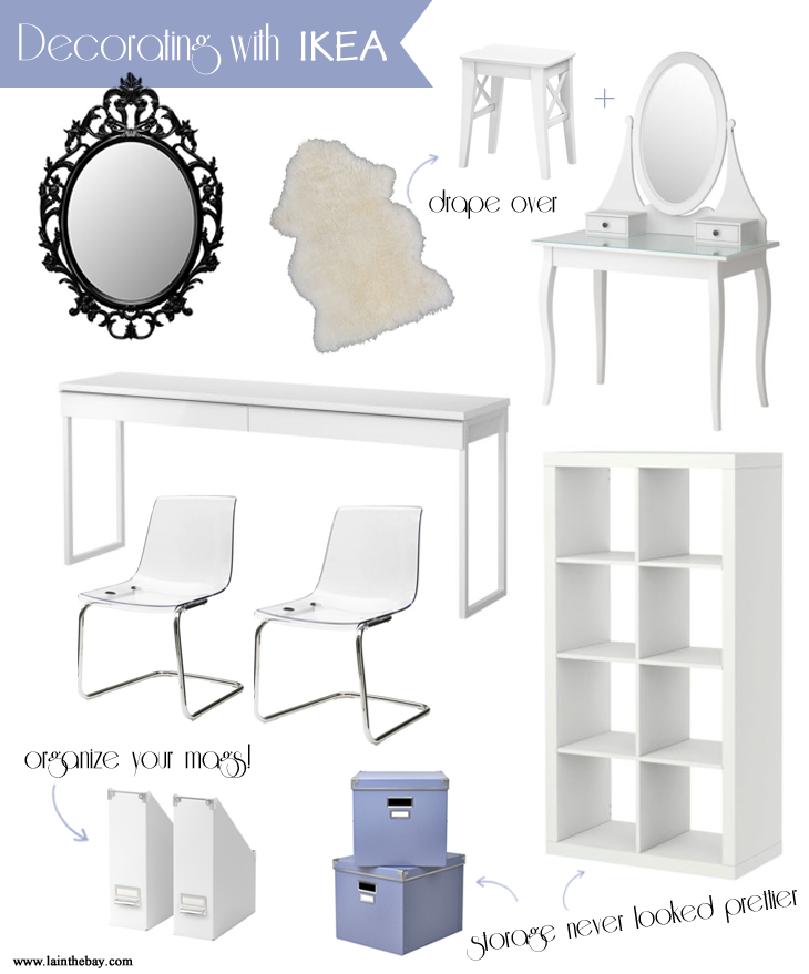 Image Result For Ikea Table Mirror