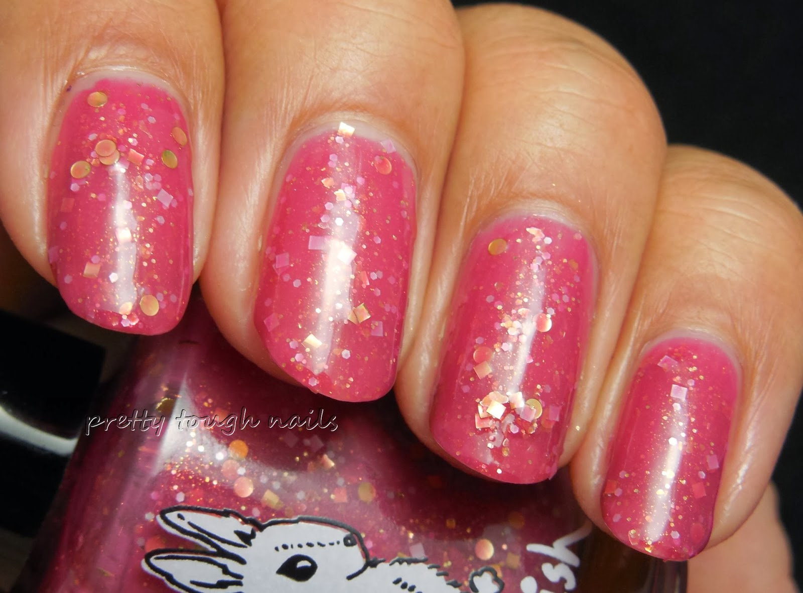 Hare Polish Oh What Fun It Is To Love