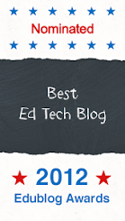 EduBlog Awards 2012: EdTech
