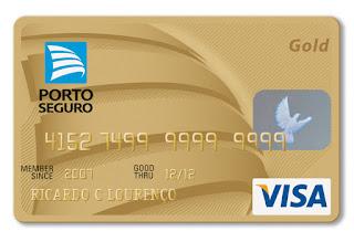 Cartão Porto Seguro Visa Gold