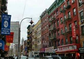 Le Chinatown de New York