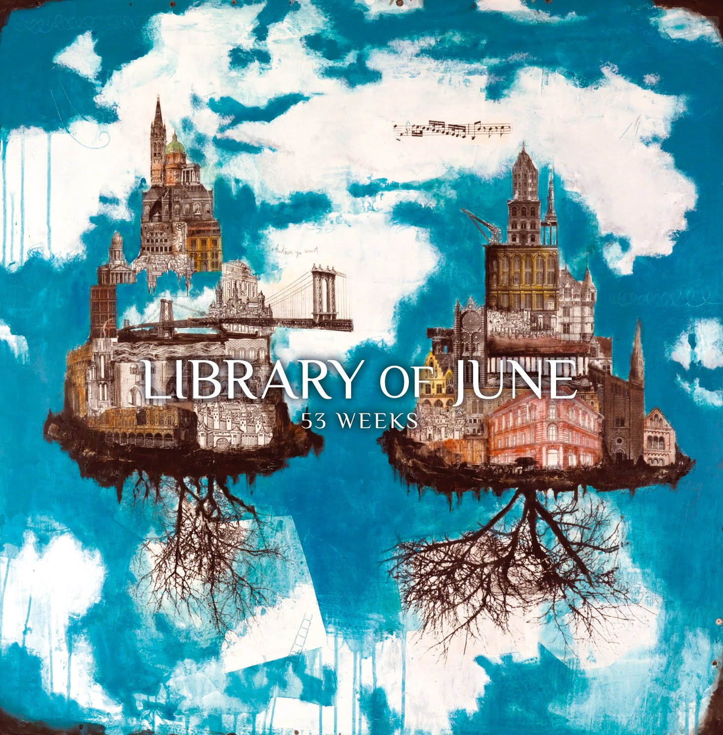 Library Of June - 53 Weeks (EP) [2011]