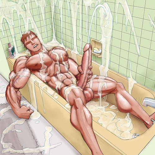 gay erotica graphic art