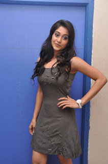 Actress Regina Candra  Picture Gallery at Chandi Movie Platinum Disc Function  0016.jpg