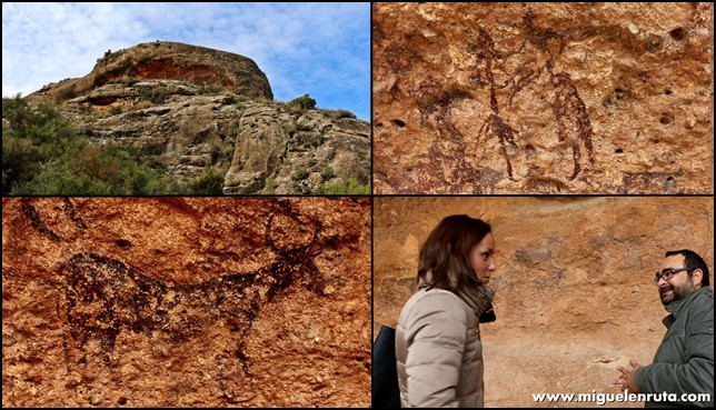 Pinturas-rupestres-Minateda-Hellín