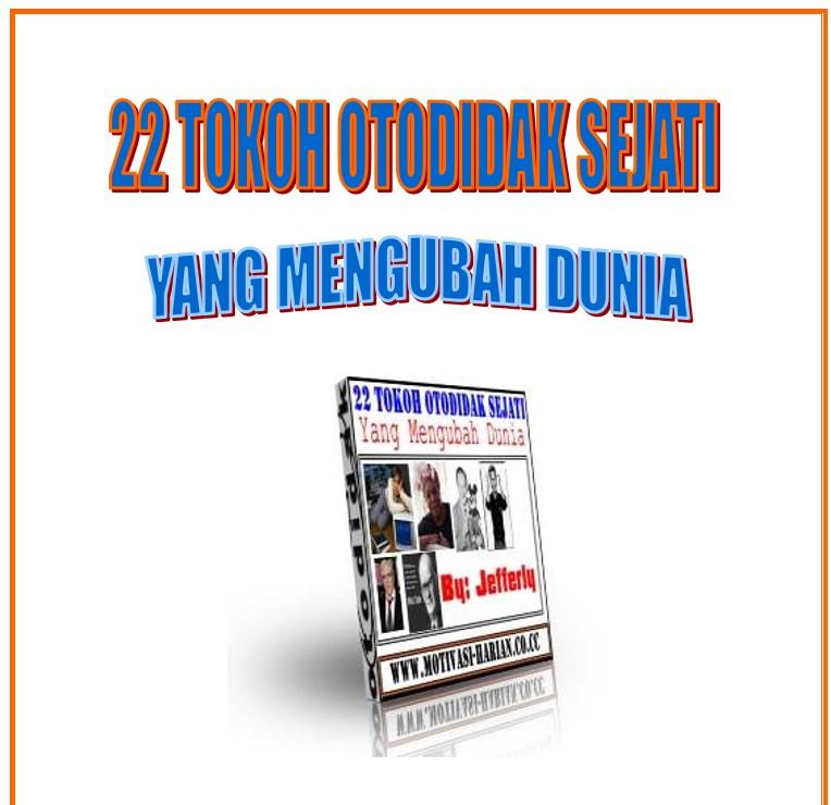COVER EBOOK 22 TOKOH OTODIDAK SEJATI