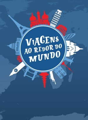 Viagens ao Redor do Mundo Nacional Mkv Baixar torrent download capa