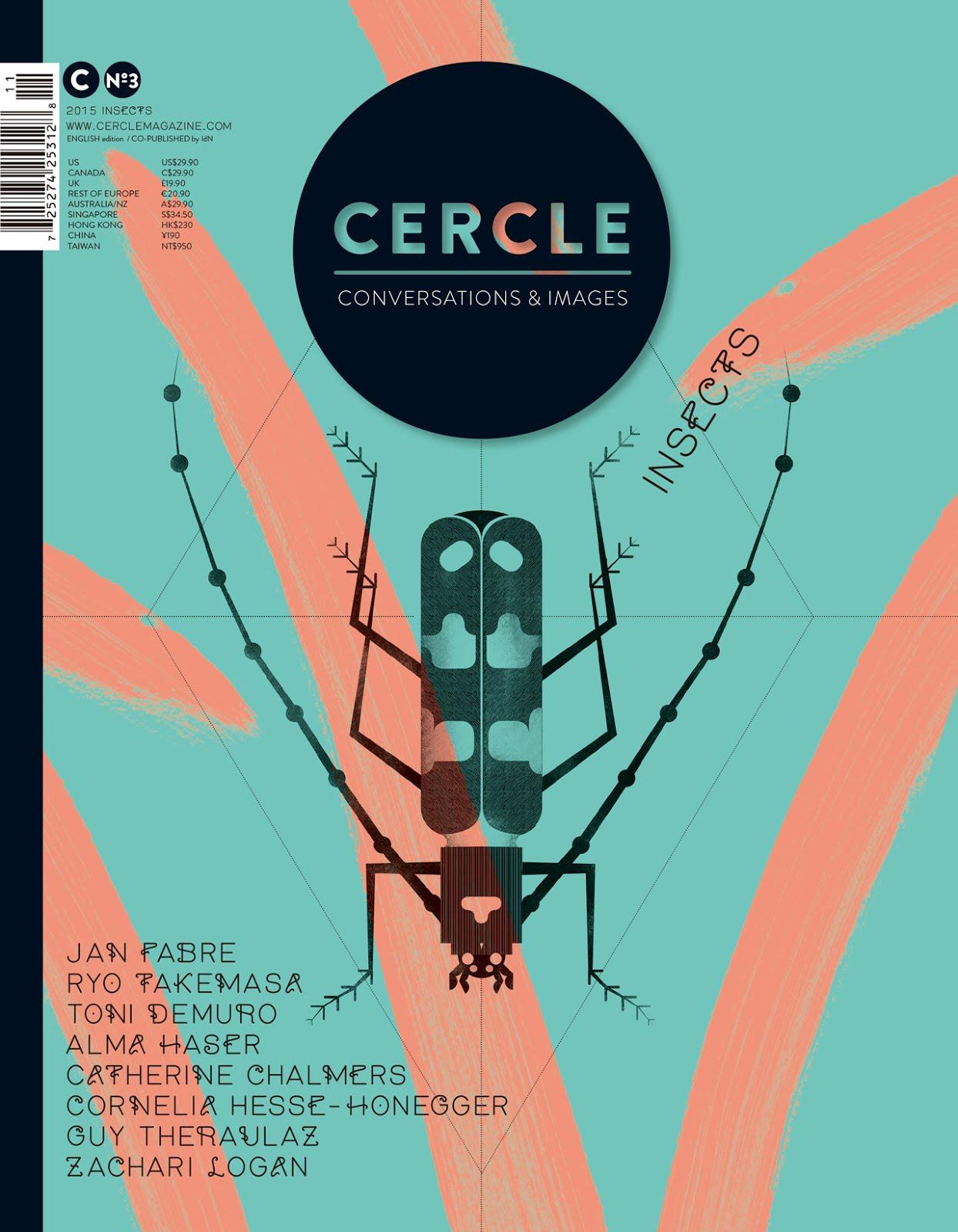 IdN Extra 11: Cercle Magazine