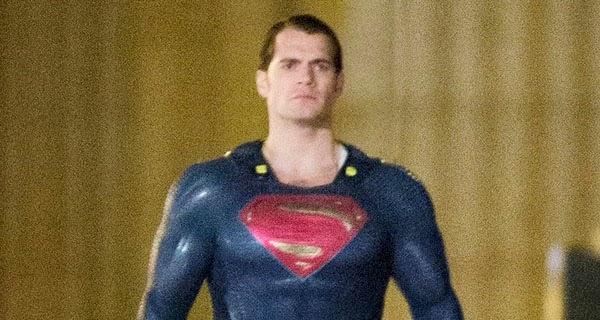 Batman v Superman - Dawn of Justice: Fotos de Lois Lane y Superman en el set de rodaje