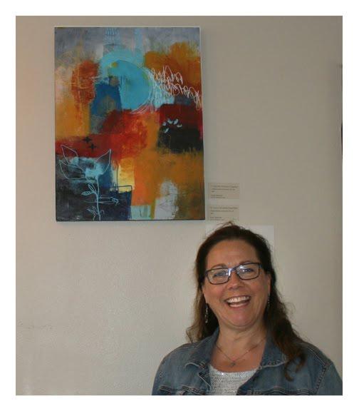 Happy Artist  Susie Zolghadri
