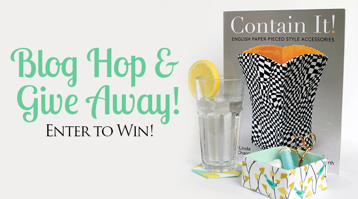 Contain It! Giveaway -- Enter to win a signed copy at The Inspired Wren