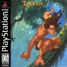 Disneys Tarzan - PS1 - ISOs Download
