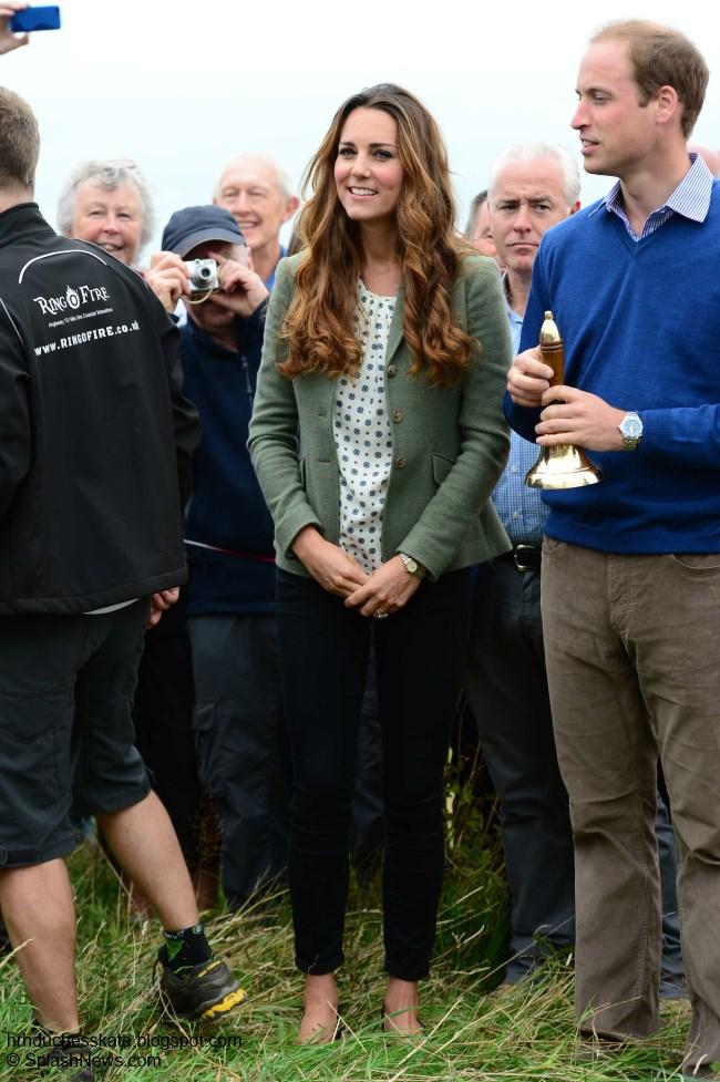Duchess Kate August 2013