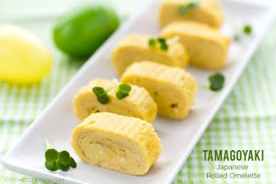 """Tamagoyaki"" Telur Dadar Khas Jepang"