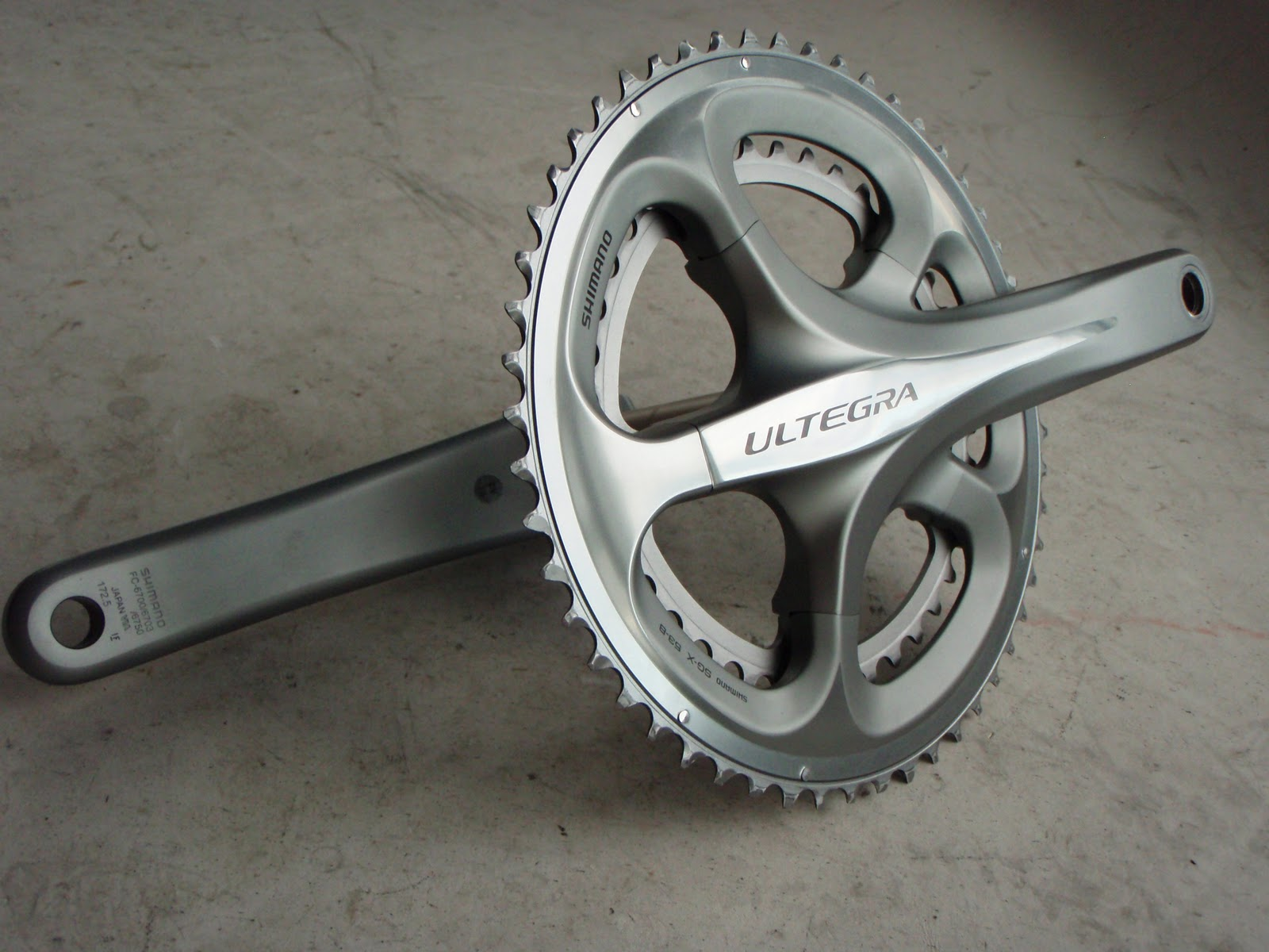 Frame And Wheel Selling Services Shimano Ultegra Fc 6700
