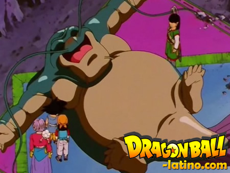 Dragon Ball GT capitulo 8