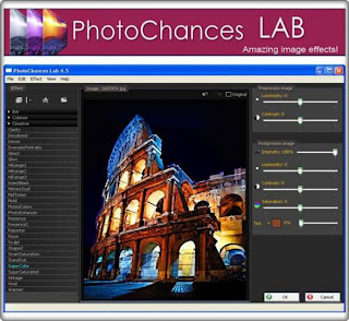PhotoChances Lab v4.5