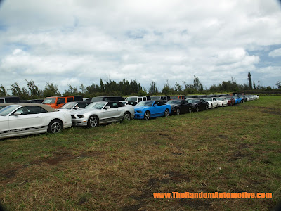 car graveyard hawaii kauai rental cars mustang camaro jeep dylan benson random automotive