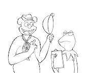 #3 The Muppets Coloring Page