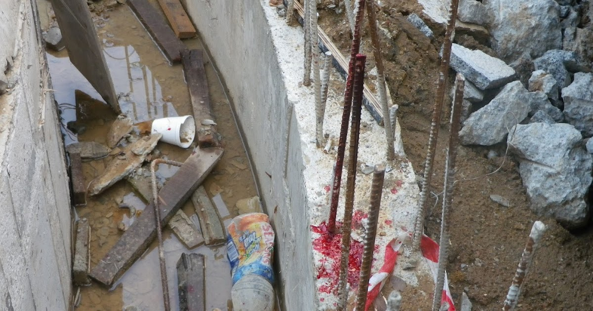 Workplace Accident Cases Worker Tripped And Fell Onto Rebar
