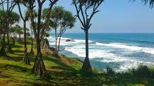 Pantai Batu Hiu Permai
