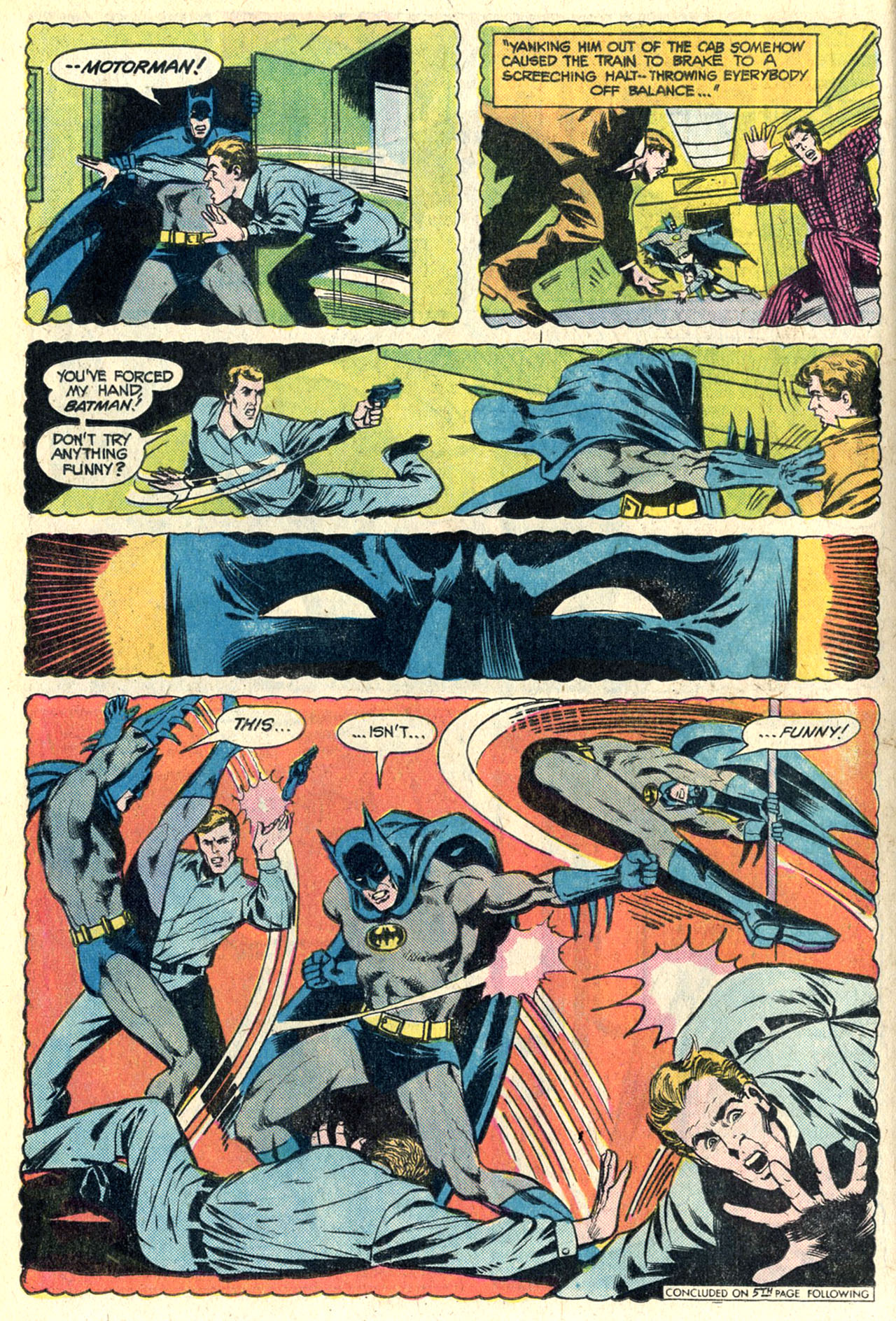 Detective Comics (1937) Issue #467 Page 17