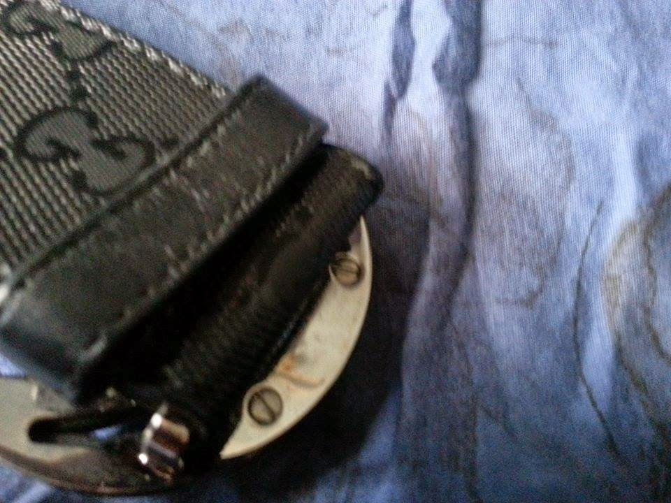 gucci belt serial number lookup