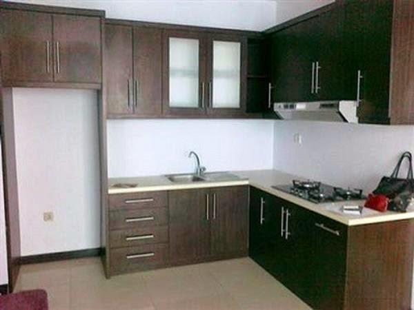 kitchen set sederhana images