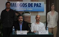NEGOCIACIONES DE PAZ Declaración conjunta