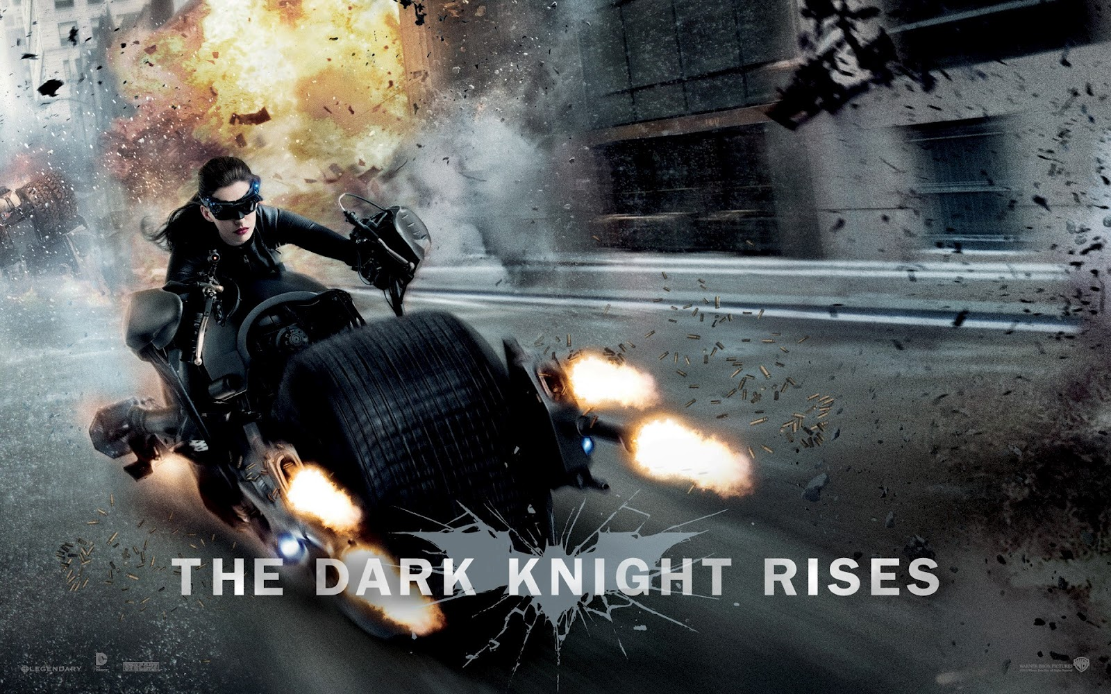 catwoman the dark knight rises wallpapers - Catwoman The Dark Knight Rises Wallpapers HD