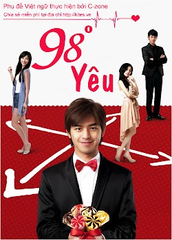 98 Độ Yêu - Khoảnh Khắc Này, Hãy Yêu Đi (2012) Poster