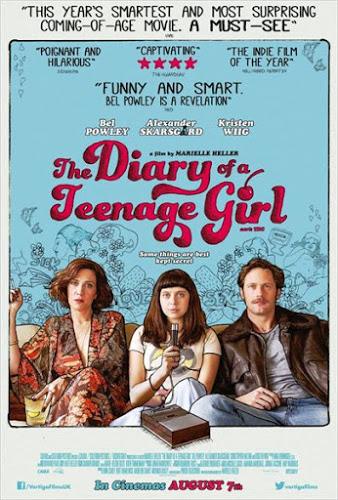 O Diário de uma Adolescente – Legendado (2015)