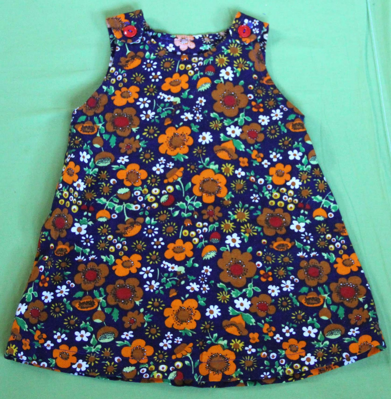 baby dress sewing easy