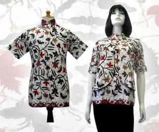 batik+modern+2 DRESS BATIK MODERN TREND 2013 TERBARU
