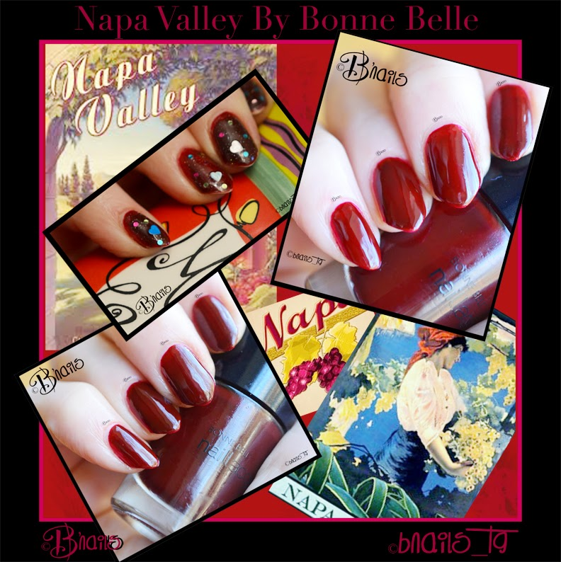 B 39 nails napa valley road trippin 39 with bonne bell for Holiday craft fair napa ca
