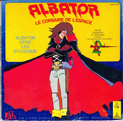 CAPTAIN HARLOCK / Albator (Takatoku/Takara)  1978-1979 - Page 2 Albator001-754253