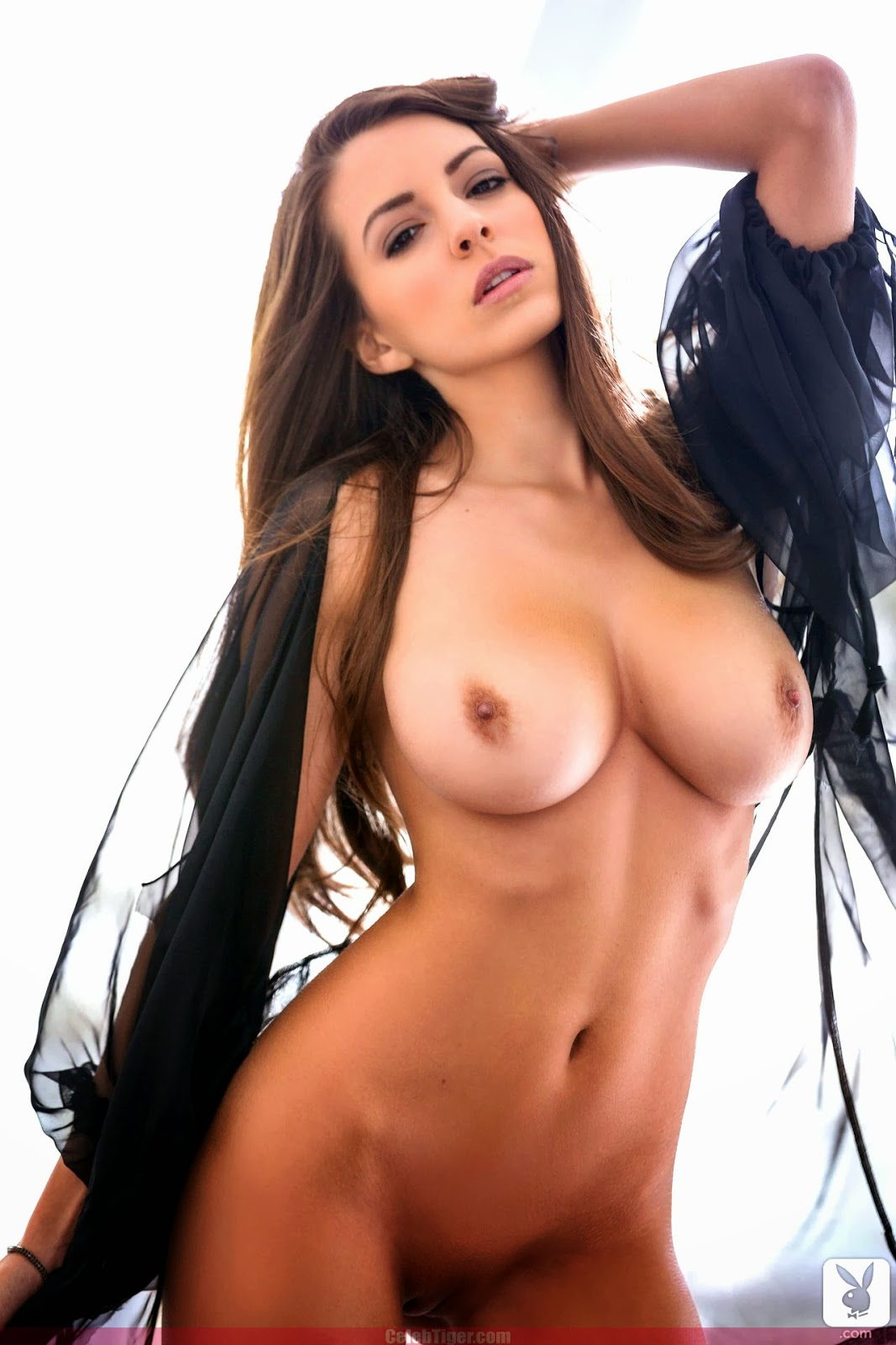 Playboy Brunette Shelby Chesnes Naked And Her Melons Gallery