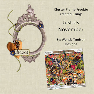 Just Us November Release and FREEBIE!