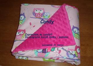 Candy 30 marzec