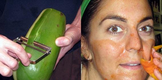 manfaat buah pepaya untuk kulit